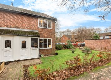 Thumbnail 2 bed end terrace house for sale in Harewood Close, Eastleigh