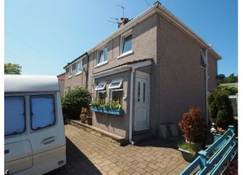 Thumbnail 3 bed semi-detached house for sale in Chester Place, Lancaster