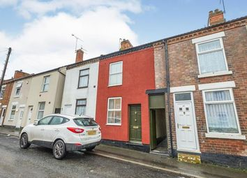Thumbnail 2 bed terraced house for sale in Long Street, Stapenhill, Burton On Trent, Staffordshire