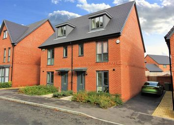 Thumbnail 3 bed semi-detached house for sale in John Haselden Crescent, Ashford