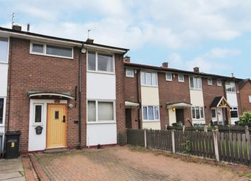 Thumbnail 3 bed terraced house for sale in Ollerton Road, Handforth, Wilmslow