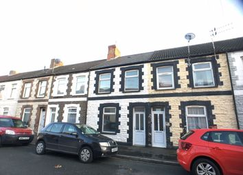 Thumbnail 3 bedroom property to rent in Aberystwyth Street, Cardiff
