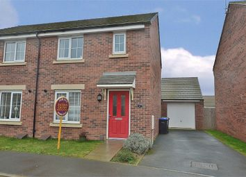 3 bed semi-detached house for sale in Chaser Way, Dragonfly Meadows, Northampton NN4
