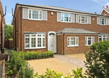 Thumbnail 4 bed semi-detached house for sale in The Drive, Wimbledon, London