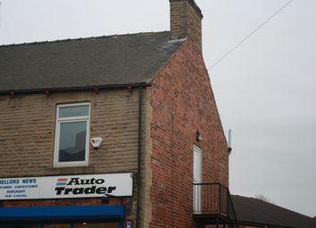 Thumbnail 1 bed flat to rent in Barnsley Road, Cudworth, Barnsley