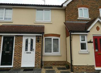 Thumbnail 2 bed terraced house to rent in Aghemund Close, Chineham
