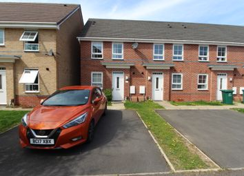 Thumbnail 2 bed end terrace house to rent in Lila Avenue, New Stoke Village, Coventry