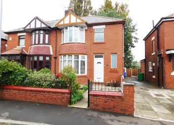 Thumbnail 3 bed semi-detached house for sale in Northerly Crescent, Manchester