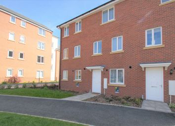 Thumbnail 4 bed semi-detached house for sale in Anglian Way, Coventry