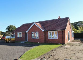 Thumbnail 3 bed detached bungalow for sale in Woolpit, Bury St Edmunds, Suffolk