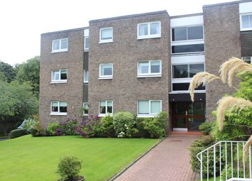 Thumbnail 3 bed flat for sale in Whistlefield Court, Canniesburn Road