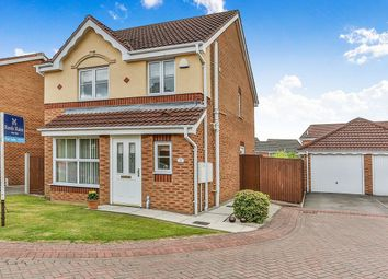 Thumbnail 3 bed detached house for sale in Lakeside Court, Brampton Bierlow, Rotherham