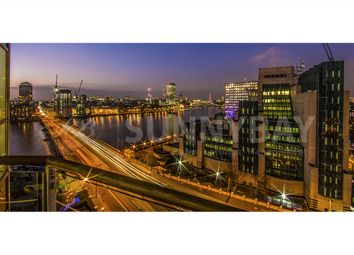 Thumbnail 3 bedroom flat to rent in St George Wharf, Vauxhall