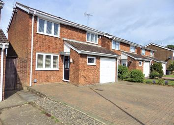 Thumbnail 3 bedroom detached house for sale in Buckingham Drive, Luton