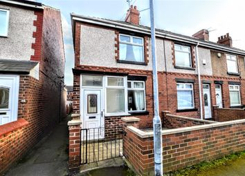 Thumbnail 2 bed end terrace house for sale in Oak Road, Shafton, Barnsley