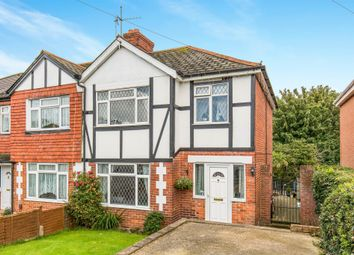 Thumbnail 3 bed end terrace house for sale in Middle Road, Southampton