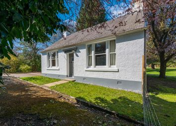 Thumbnail 2 bed detached bungalow for sale in Edinburgh Road, Tranent
