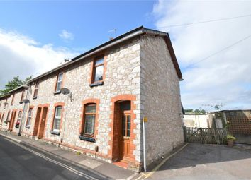Thumbnail 2 bed end terrace house to rent in Pomeroy Road, Newton Abbot, Devon