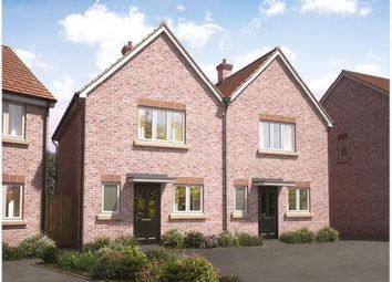 Thumbnail 2 bed semi-detached house for sale in Kingsfield Park, Aylesbury, Buckinghamshire