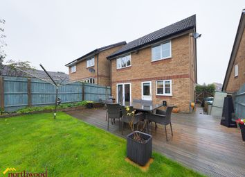 Thumbnail 3 bed detached house for sale in Rosedale Avenue, Banbury
