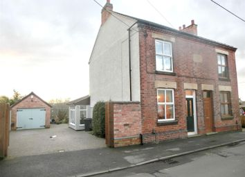 Thumbnail 3 bed semi-detached house for sale in Main Street, Thringstone, Leicestershire