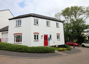 Thumbnail 3 bed link-detached house for sale in Hugos Mill, Truro
