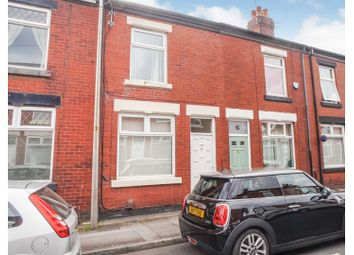 2 bed terraced house for sale in Upper Brook Street, Stockport SK1