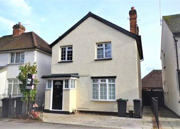 Thumbnail 3 bed detached house for sale in Cambridge Road, Stansted