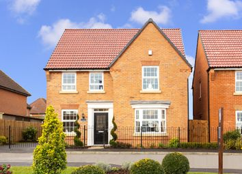 "Thumbnail 4 bed detached house for sale in ""Holden"" at Main Road, Earls Barton, Northampton"