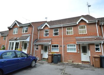 Thumbnail 2 bed terraced house to rent in Tristram Close, Chandler's Ford, Eastleigh