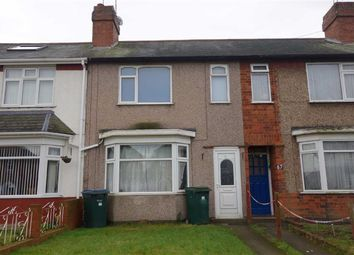 Thumbnail 3 bed terraced house for sale in Burnham Road, Whitley, Coventry
