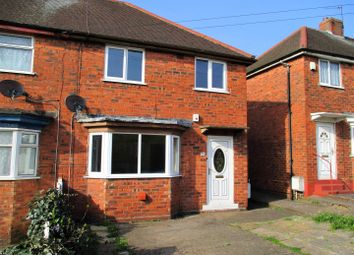 Thumbnail 3 bedroom semi-detached house for sale in Sandwell Road, Fordhouses, Wolverhampton