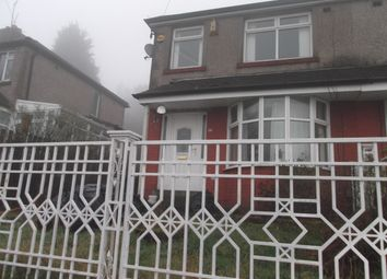 Thumbnail 1 bedroom semi-detached house to rent in Southfield Drive, Bradford