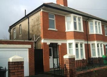 Thumbnail 3 bed property to rent in Ton-Yr-Ywen Avenue, Heath, Cardiff