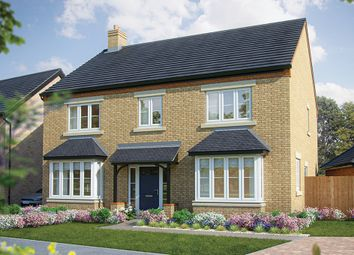 "Thumbnail 5 bed property for sale in ""The Lime"" at Turnberry Lane, Collingtree, Northampton"