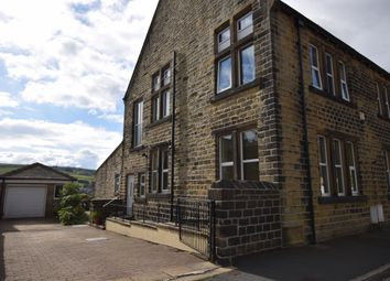 Thumbnail 4 bed end terrace house for sale in Olney Street, Slaithwaite, Huddersfield