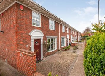 Thumbnail 3 bed end terrace house for sale in Ashampstead Place, Upperton Road, Eastbourne, East Sussex