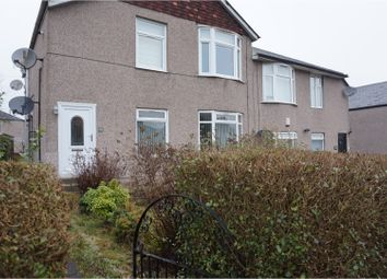 Thumbnail 3 bed flat to rent in Fintry Drive, Glasgow