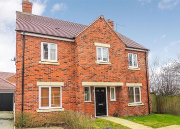 Thumbnail 4 bed detached house for sale in Cottesbrooke Close, Middlemore, Daventry