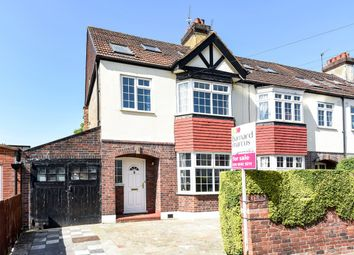 Thumbnail 4 bed end terrace house for sale in Consfield Avenue, New Malden