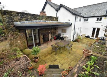 Thumbnail 4 bed semi-detached house to rent in Kerswell, Cullompton, Devon