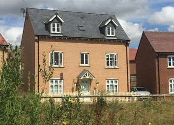 Thumbnail 5 bedroom detached house for sale in Chaundler Drive, Aylesbury