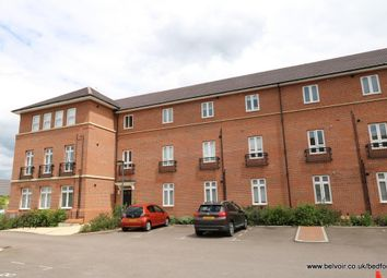 Thumbnail 2 bed flat for sale in Beauvais Avenue, Shortstown, Bedford