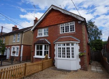Thumbnail 2 bed semi-detached house for sale in Frogmore Road, Frogmore