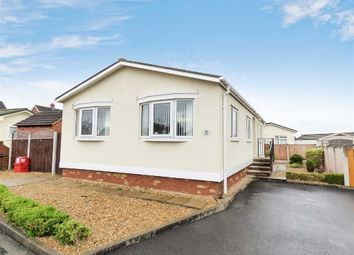 Thumbnail 2 bed mobile/park home for sale in Old Willow Road, Breton Park, Telford, Shropshire