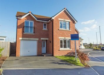 Thumbnail 4 bedroom detached house for sale in Horseshoe Drive, Buckshaw Village, Chorley, Lancashire