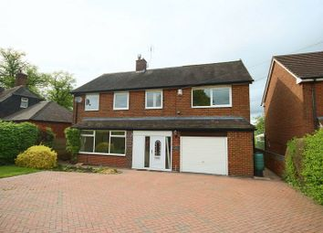 Thumbnail 5 bedroom detached house to rent in Bar Hill, Madeley, Crewe