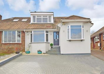 Thumbnail 5 bed semi-detached bungalow for sale in Hillcrest, Brighton, East Sussex