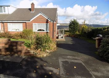 Thumbnail 2 bed bungalow for sale in Hillside Avenue, Blackrod, Bolton