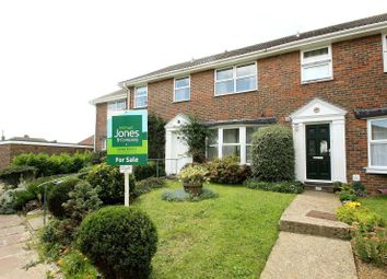 Thumbnail 3 bed terraced house for sale in Greystone Avenue, Tarring, Worthing